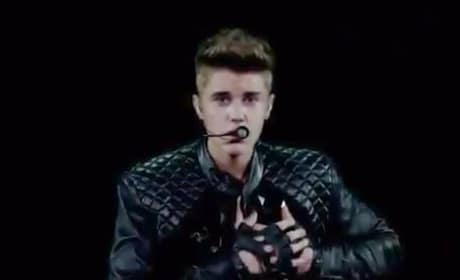 Believe Trailer: Justin Bieber in the Eye of a Storm