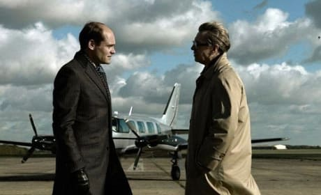 New Tinker Tailor Soldier Spy Clip: Spy Game On!