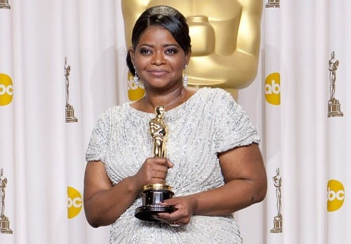 Octavia Spencer Wins Oscar