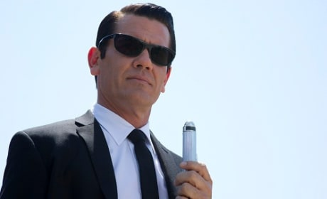 Men in Black 3 Interview: Josh Brolin's Brilliance
