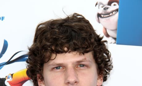 Batman vs. Superman: Jesse Eisenberg Is Lex Luthor!