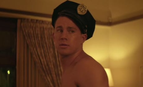 Magic Mike Channing Tatum in Action