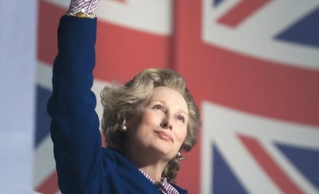 The Iron Lady Star Meryl Streep