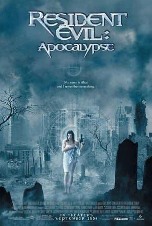 Resident Evil: Apocalypse Poster