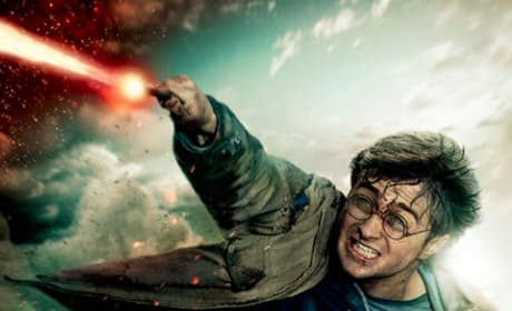 Potter Week: Deathly Hallows Part 2 Breaks Pre-Opening Sales Records