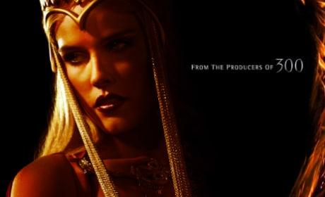 Immortals Character Poster - Athena