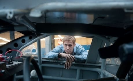Ryan Gosling stars in Drive