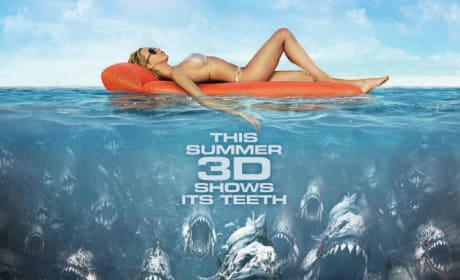Piranha 3D Gets a Poster!