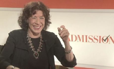 Admission Exclusive: Lily Tomlin Talks Tina Fey & Her Inspirations