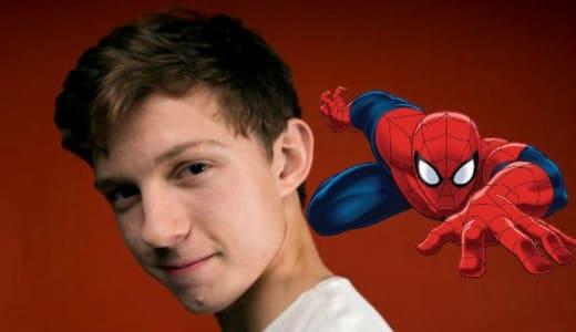 Tom Holland - Amazing Spiderman