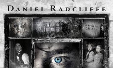 Latest Poster for Woman in Black: Daniel Radcliffe's Eye Has It