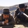 Jamie Foxx Christoph Waltz Django Unchained
