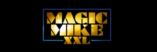 Magic Mike XXL Logo