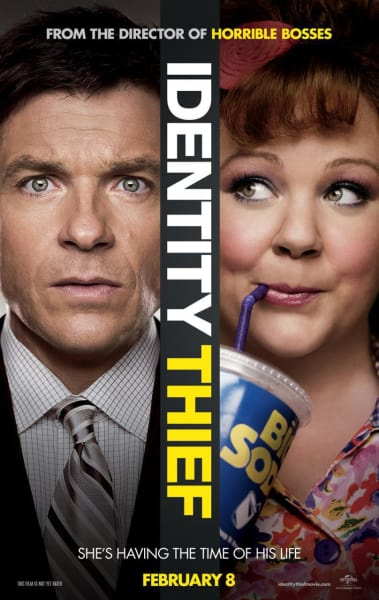 Identity Thief Poster