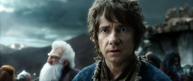 Martin Freeman The Hobbit The Battle of the Five Armies
