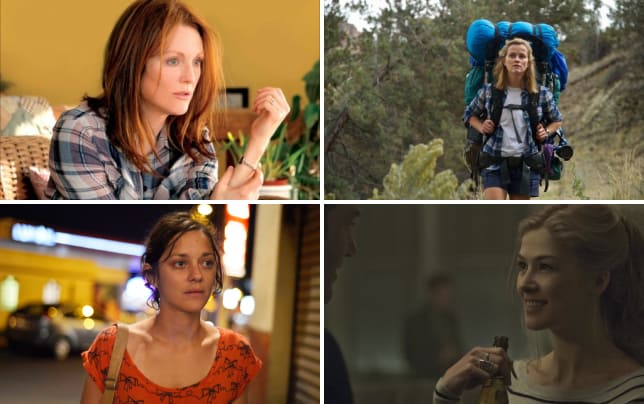 Best actress nominees julianne moore still alice