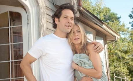 Jennifer Aniston and Paul Rudd Star in Wanderlust