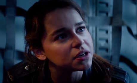 Emilia Clarke Stars Terminator: Genisys