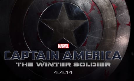 Captain America The Winter Soldier Website Logo