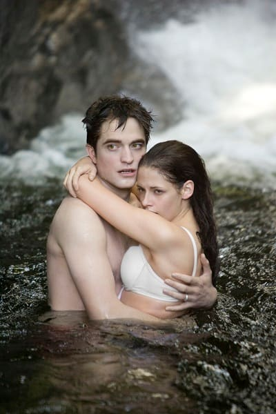 Breaking Dawn Part 1 Set Photo