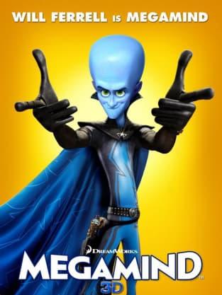 Megamind Megamind Poster