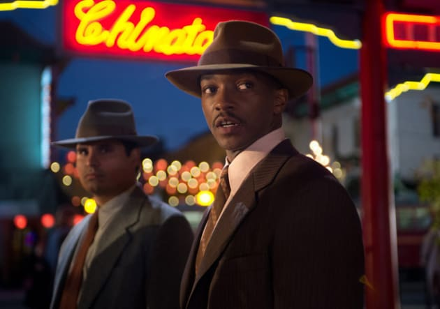 Anthony Mackie Gangster Squad