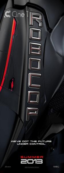 RoboCop Teaser Banner