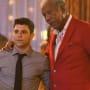 Last Vegas Jerry Ferrara Morgan Freeman