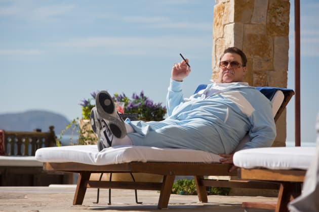 The Hangover Part III John Goodman