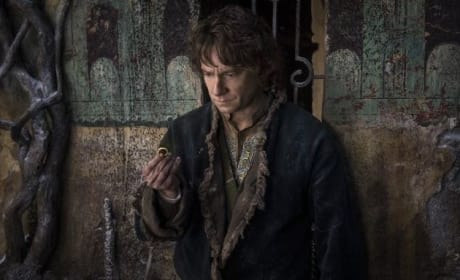 Martin Freeman The Hobbit The Battle of the Five Armies Photo