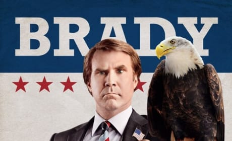 The Campaign Gets Two New Posters: Brady vs. Huggins