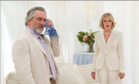 "The Big Wedding: Director Dishes ""Drinking Martinis"" with De Niro"