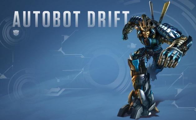 Dinobot Drift