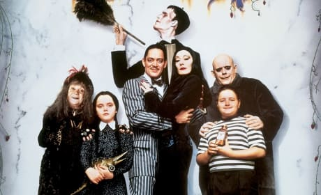 The Addams Family Gets An Animated Reboot