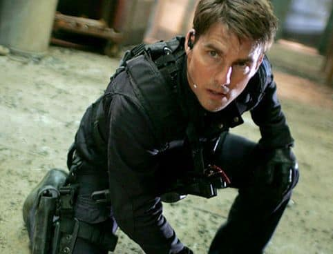 Ethan Hunt Back in Action