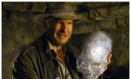 The Crystal Skull!