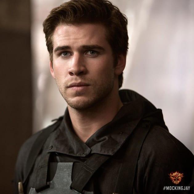 Gale Looks Worried