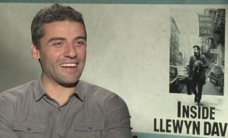 Inside Llewyn Davis: Oscar Isaac on Getting Folksy with Coen Brothers
