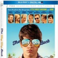 The Way Way Back DVD/Blu-Ray