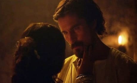 Exodus Gods and Kings Clip: Moses Finds Love