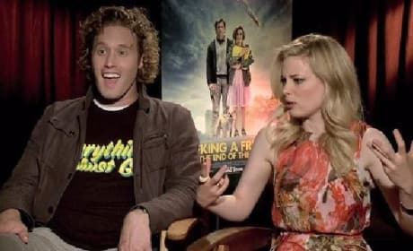 Seeking a Friend for the End of the World Exclusive: TJ Miller & Gillian Jacobs Interview