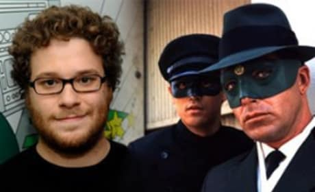 Seth Rogan Speaks on The Green Hornet