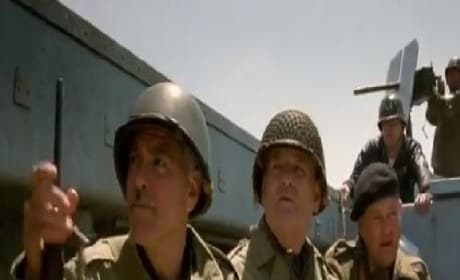 The Monuments Men Trailer: George Clooney Saves History