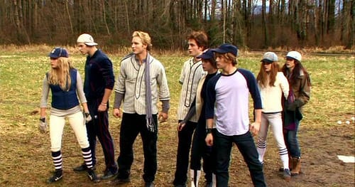 Twilight: Cullens Baseball