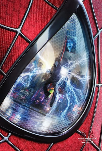"""The Amazing Spider-Man 2 """"Eye"""" Poster"""