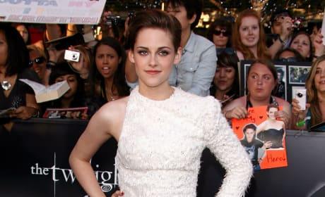 Twilight Actress Kristen Stewart