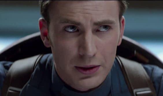 Captain America 2 Chris Evans