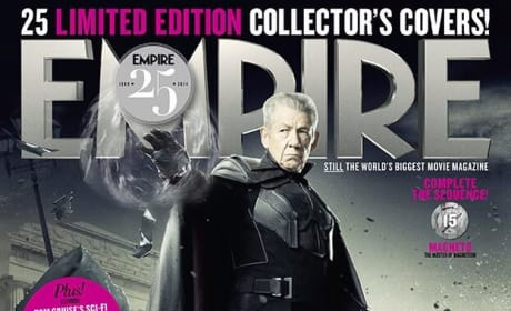 X-Men Days of Future Past Ian McKellen Empire Cover