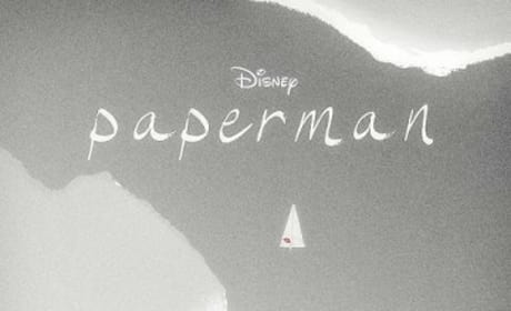 Paperman to Run Before Wreck-It Ralph: Disney Short Blends Traditional Animation and CG