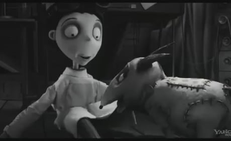 Frankenweenie Clip: You're Alive!